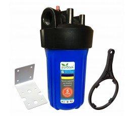 Purotek BB10 Big Blue усиленный магистральный фильтр колба для холодной воды