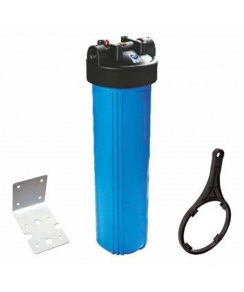 Purotek BB20 Big Blue усиленный магистральный фильтр колба для холодной воды