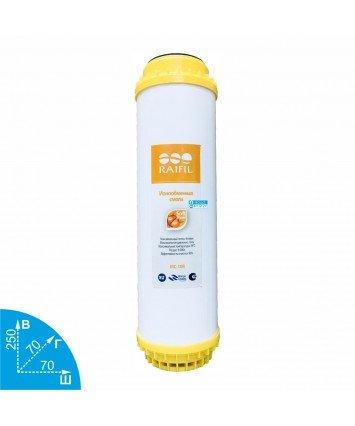 Raifil IRC-10R картридж умягчения воды VodaVozduh