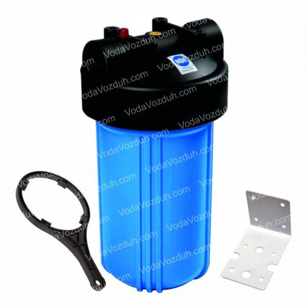 """Raifil PS 897-BK1-PR Big Blue 10"""" усиленный магистральный фильтр колба для холодной воды"""