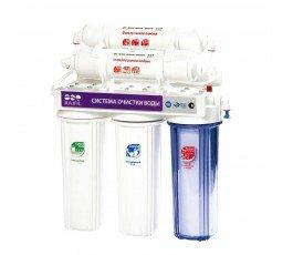 Raifil PU905W5-WF14-PR-EZ проточный питьевой фильтр с ультрафильтрацией под кухонную мойку