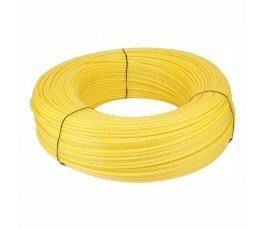 """Aquafilter KTPE14Y 1/4"""" желтая трубка для систем обратного осмоса и проточных питьевых фильтров"""