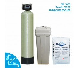Умягчитель воды Runxin 1035 Hydrolite 1-1,5м3 в час