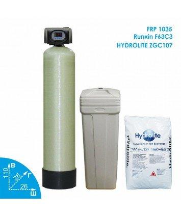 Умягчитель воды Runxin 1035 Hydrolite 1-1,5м3 в час Vodavozduh