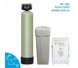 Умягчитель воды Runxin 1252 Dowex 2,0-2,5м3 в час