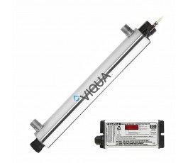 Viqua Sterilight S5Q-PA/2 УФ лампа 1,0-2,5 м3/час Vodavozduh