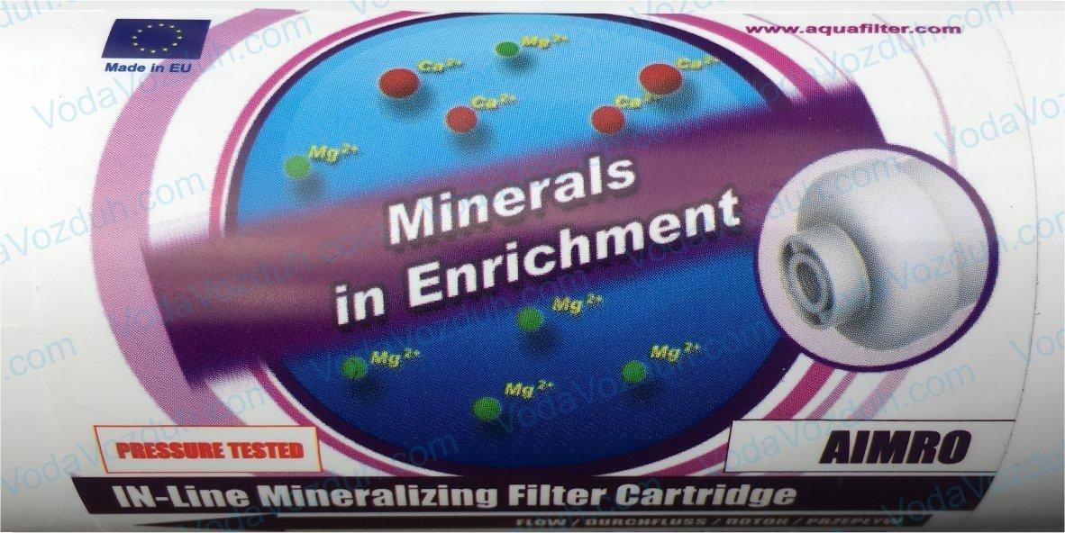 Aquafilter AIMRO минерализатор