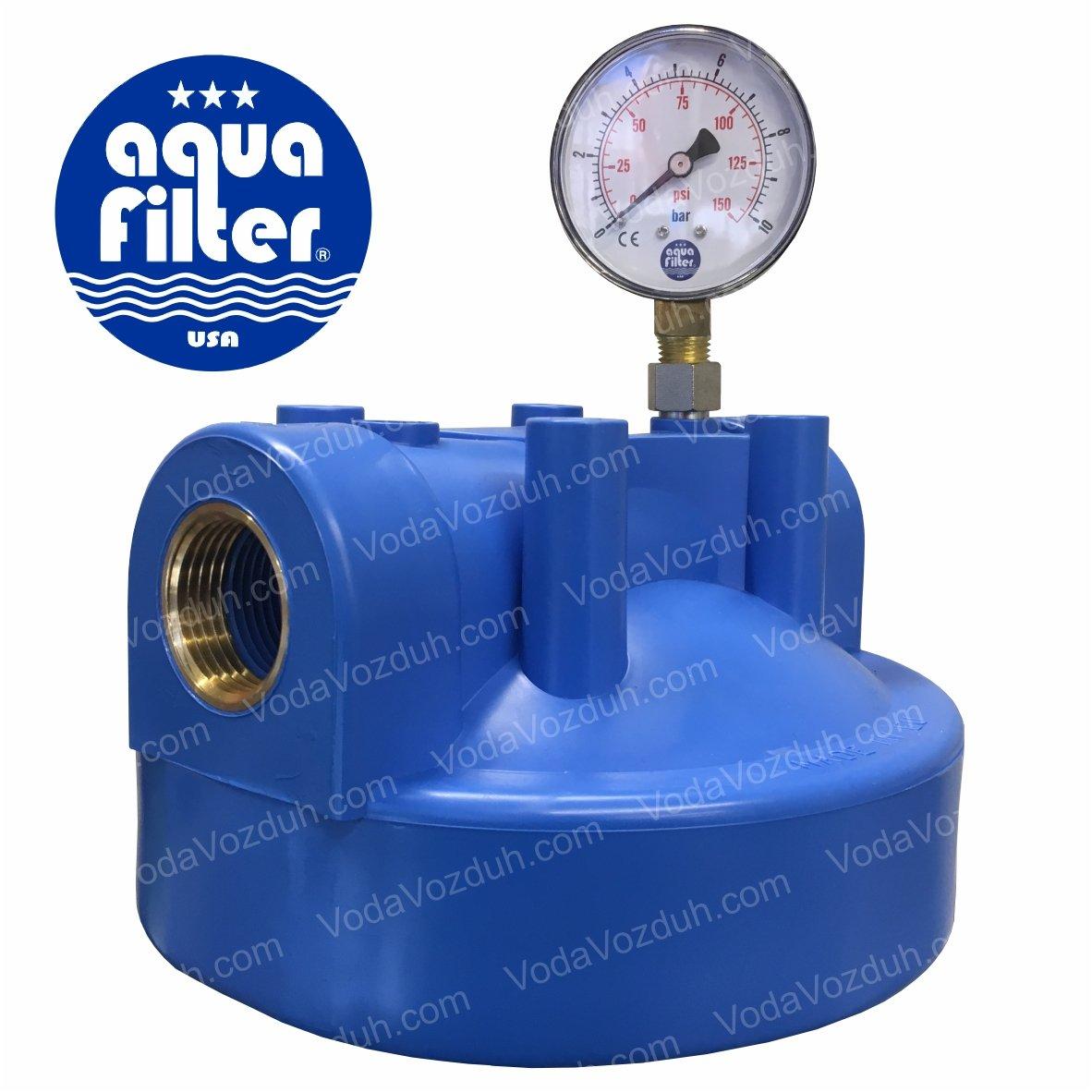 Aquafilter FH20B1-B-WB манометр