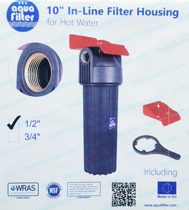 Кронштейн FXBR1PB к фильтру Aquafilter FHHOT12-WB