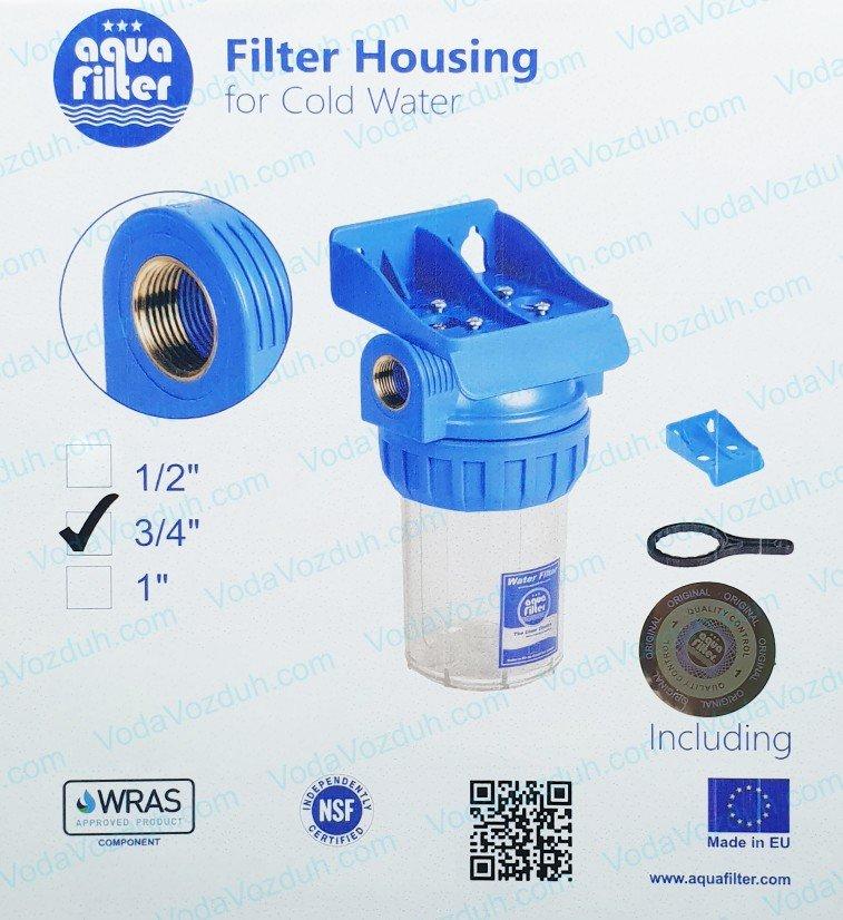 Aquafilter FHPR5-34-WB характеристики фильтра