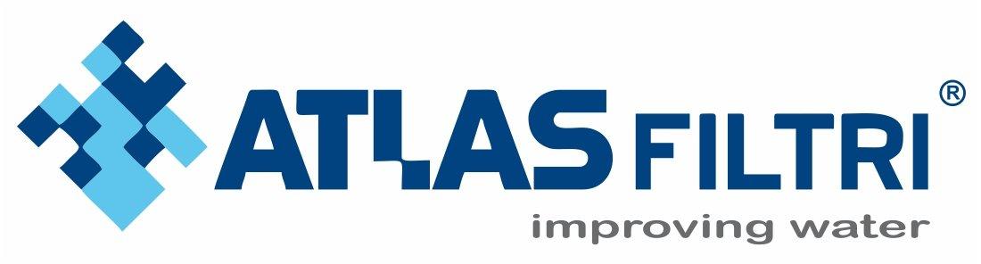 Логотип компании ATLAS filtri производителя фильтров для воды