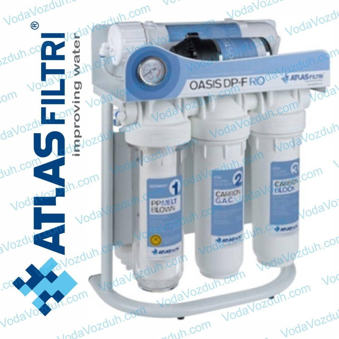 фильтр обратного осмоса ATLAS filtri