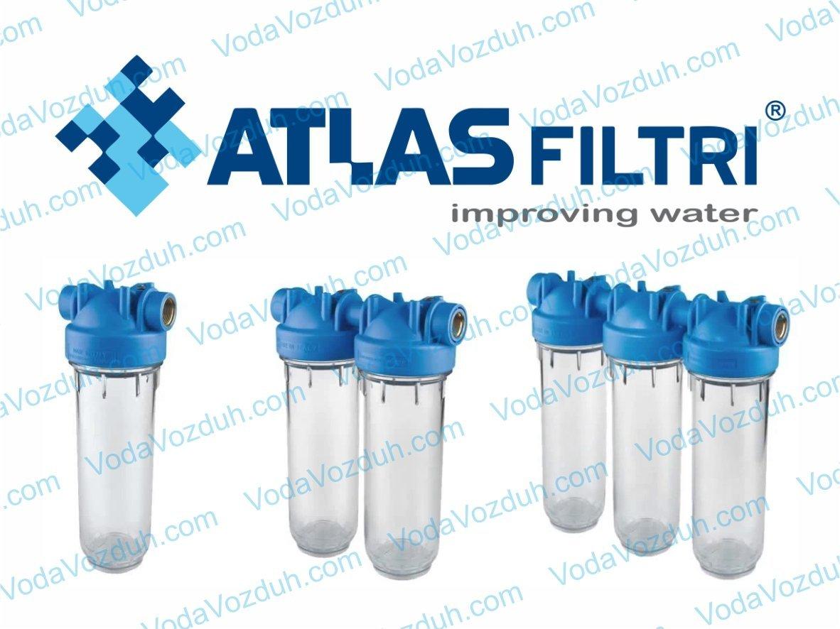 магистральные фильтры для очистки воды ATLAS filtri DP
