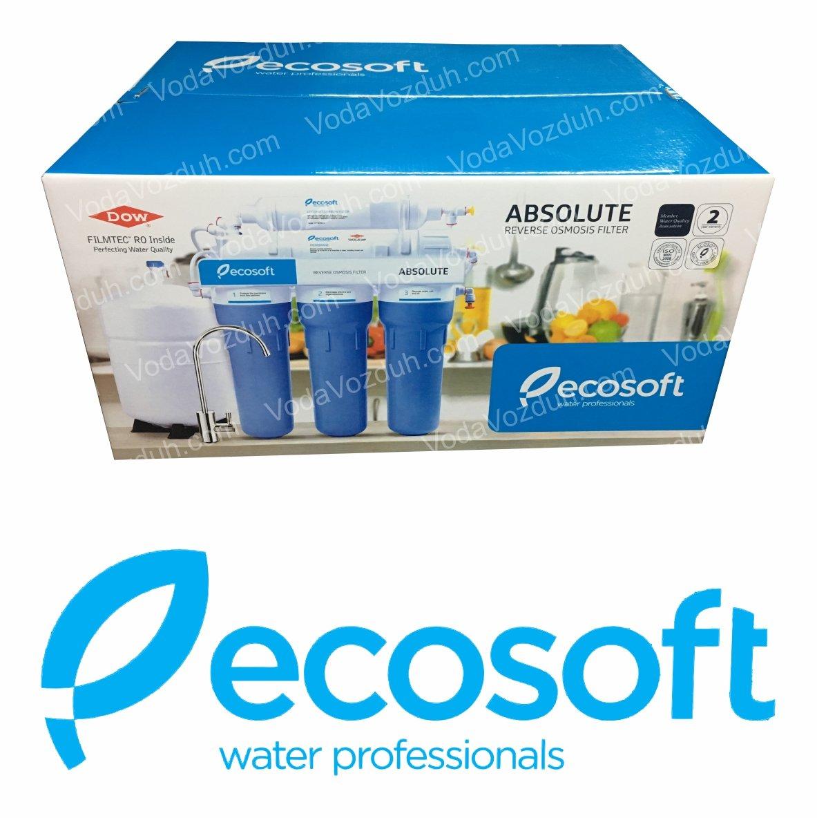 Ecosoft Absolute 5-50P MO550PSECO коробка