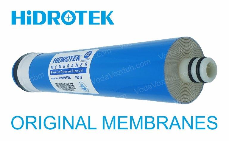 Hidrotek 100 GPD мембраны обратного осмоса