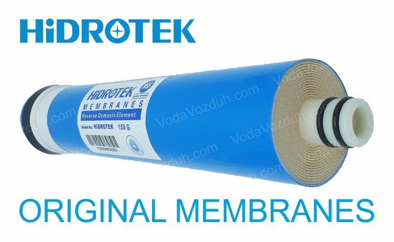 Hidrotek 150 GPD мембраны обратного осмоса