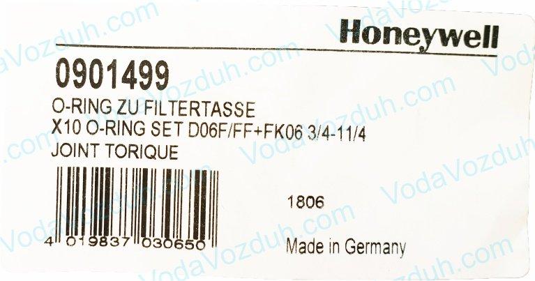 Honeywell 0901499 инструкция