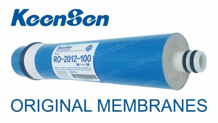 KeenSen RO-2012-100 фото мембраны 100G
