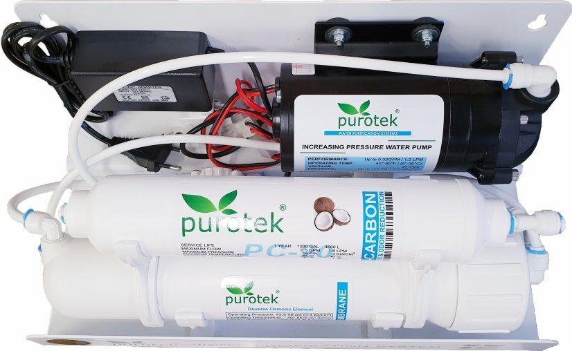 Purotek RO-550P обратный осмос