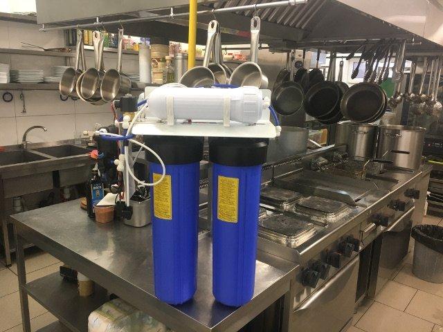 Система водоподготовкаи